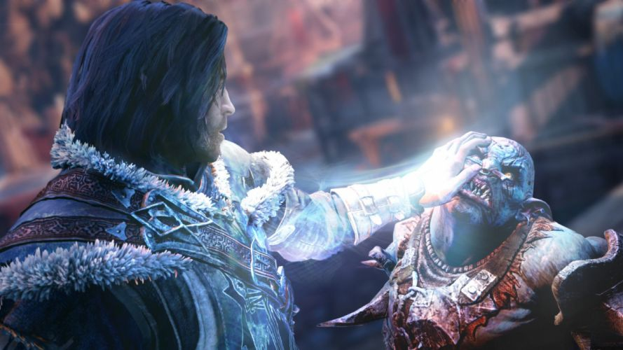MIDDLE EARTH SHADOW MORDOR action adventure fantasy lotr lord rings warrior online (34) wallpaper
