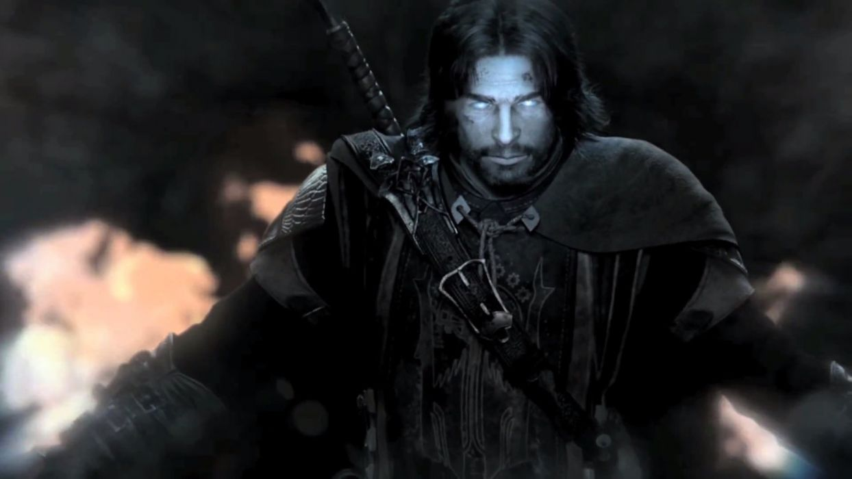 MIDDLE EARTH SHADOW MORDOR action adventure fantasy lotr lord rings warrior online (44) wallpaper