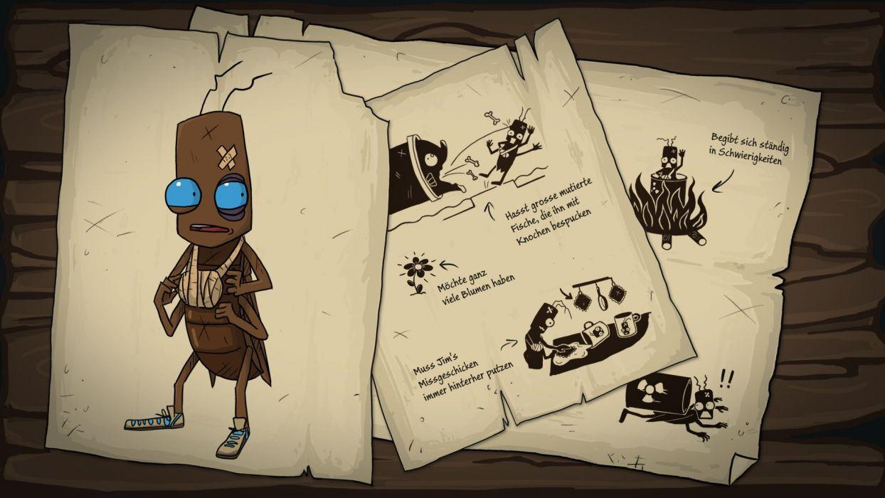 JOURNEY-OF-A-ROACH adventure family cartoon 3-d journey roach (43) wallpaper