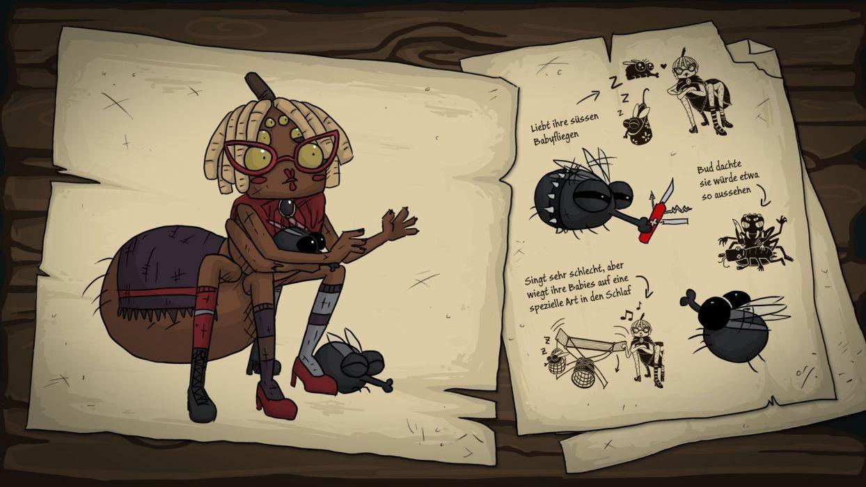 JOURNEY-OF-A-ROACH adventure family cartoon 3-d journey roach (44) wallpaper