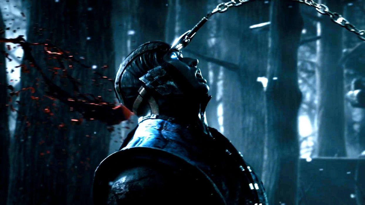 MORTAL KOMBAT X fighting fantasy warrior action (9) wallpaper