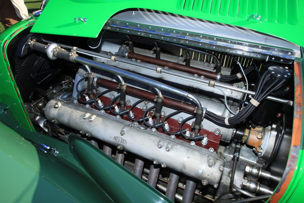 1931 Maserati Tipo-V4 aeo16 Cilindriaeu Engine Car Vehicle Classic Retro Sport Supercar Italy 1536x1024 (15) wallpaper