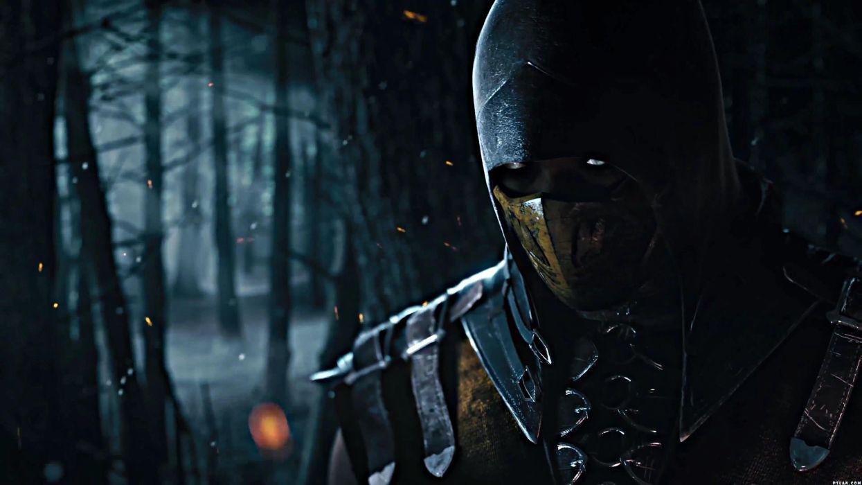 MORTAL KOMBAT X fighting fantasy warrior action (16)_JPG wallpaper