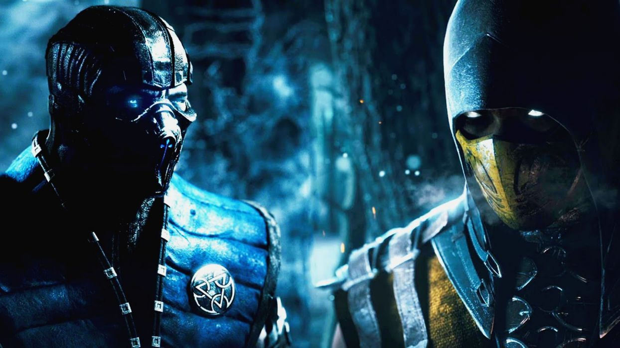 MORTAL KOMBAT X fighting fantasy warrior action (20) wallpaper