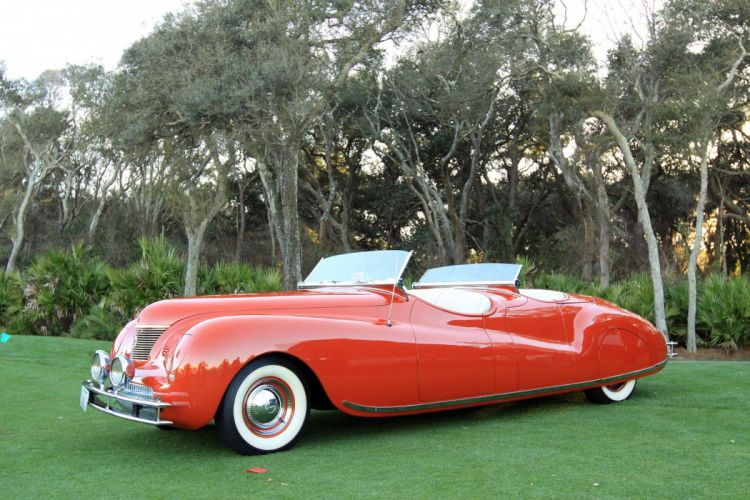 1941 Chrysler Newport Dual-Cowl Phaeton Car Vehicle Classic Retro Sport Supercar 1536x1024 (1) wallpaper