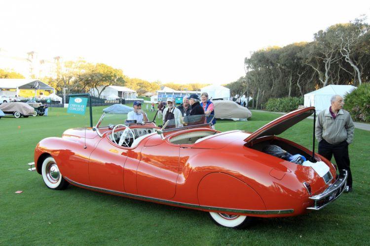 1941 Chrysler Newport Dual-Cowl Phaeton Car Vehicle Classic Retro Sport Supercar 1536x1024 (2) wallpaper