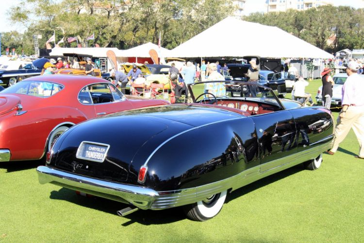 1941 Chrysler Thunderbolt Car Vehicle Classic Retro Sport Supercar 1536x1024 (1) wallpaper