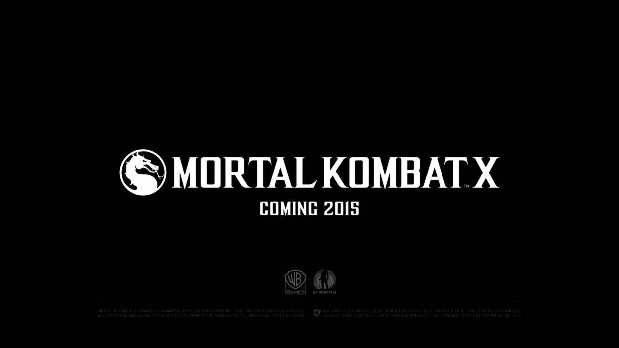 MORTAL KOMBAT X fighting fantasy warrior action (25) wallpaper