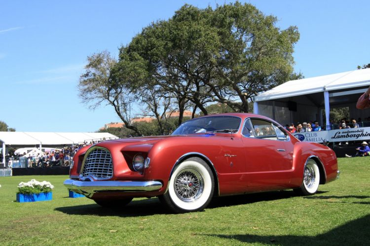 1952 Chrysler d'Elegance Car Vehicle Classic Retro Sport Supercar 1536x1024 (2) wallpaper