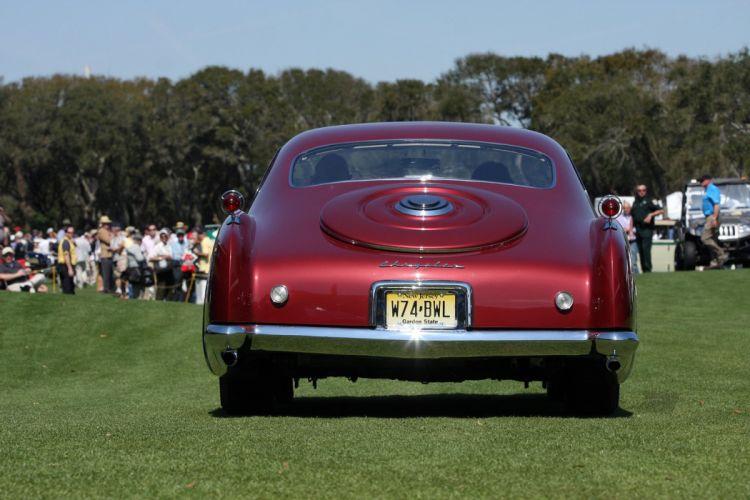 1952 Chrysler d'Elegance Car Vehicle Classic Retro Sport Supercar 1536x1024 (4) wallpaper