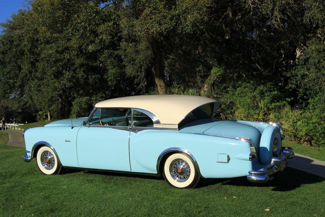 1953 Packard Balboa Car Vehicle Classic Retro Sport Supercar 1536x1024 (9) wallpaper