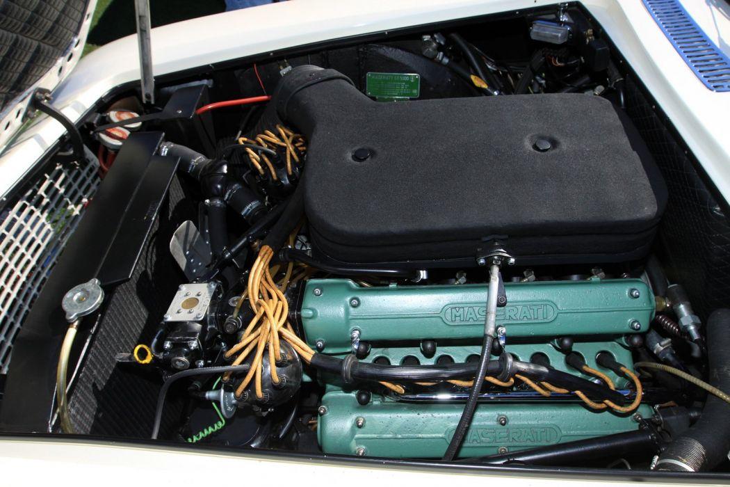 1962 Maserati 5000GT Car Vehicle Classic Engine Retro Sport Supercar Italy 1536x1024 (6) wallpaper