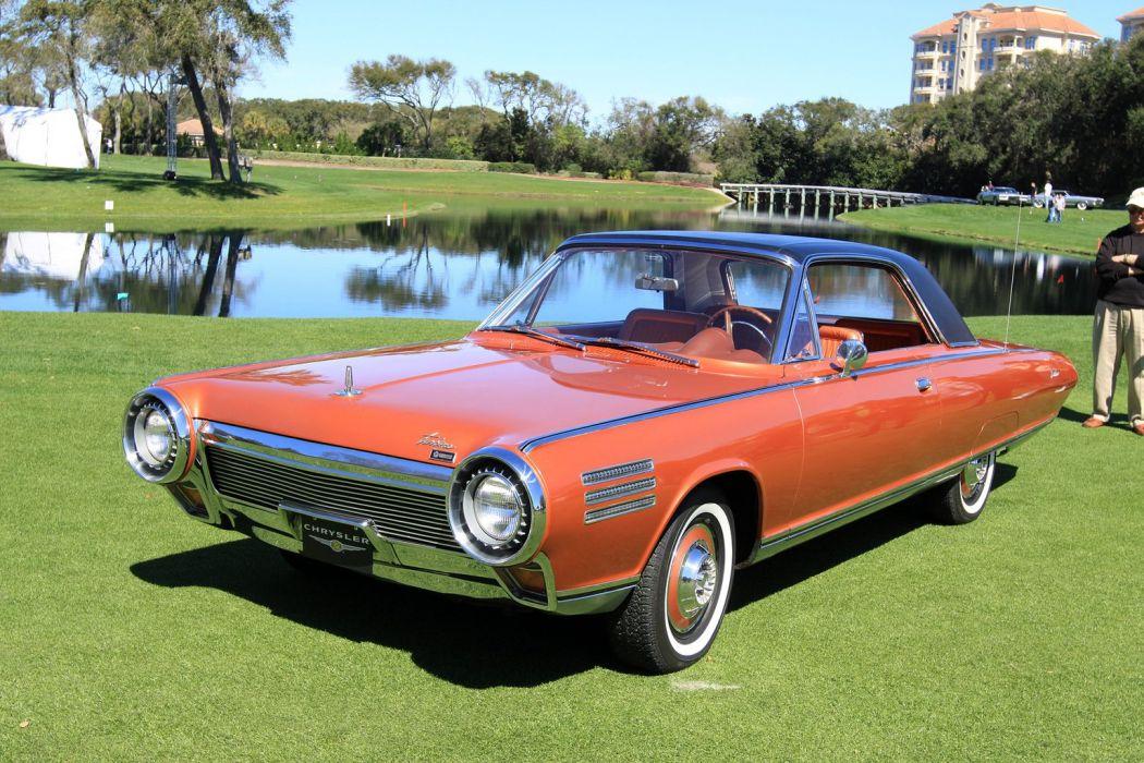 1963 Chrysler Turbine 3 Car Vehicle Classic Retro Sport Supercar 1536x1024 (3) wallpaper