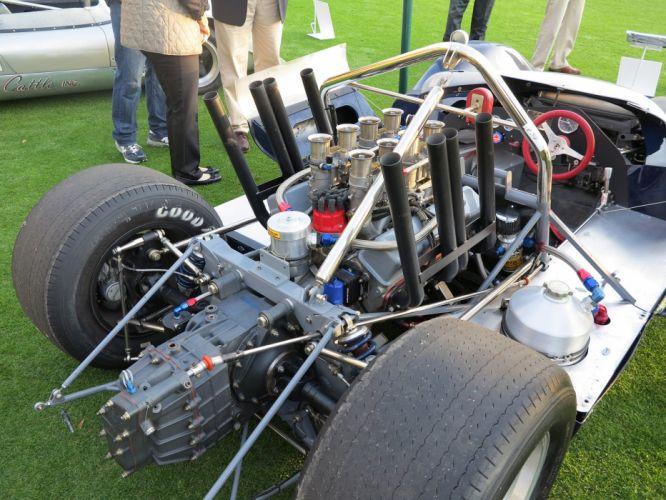 1965 McLaren-Elva M1A Race Racing Engine Car Vehicle Classic Retro Sport Supercar 1536x1024 (4) wallpaper