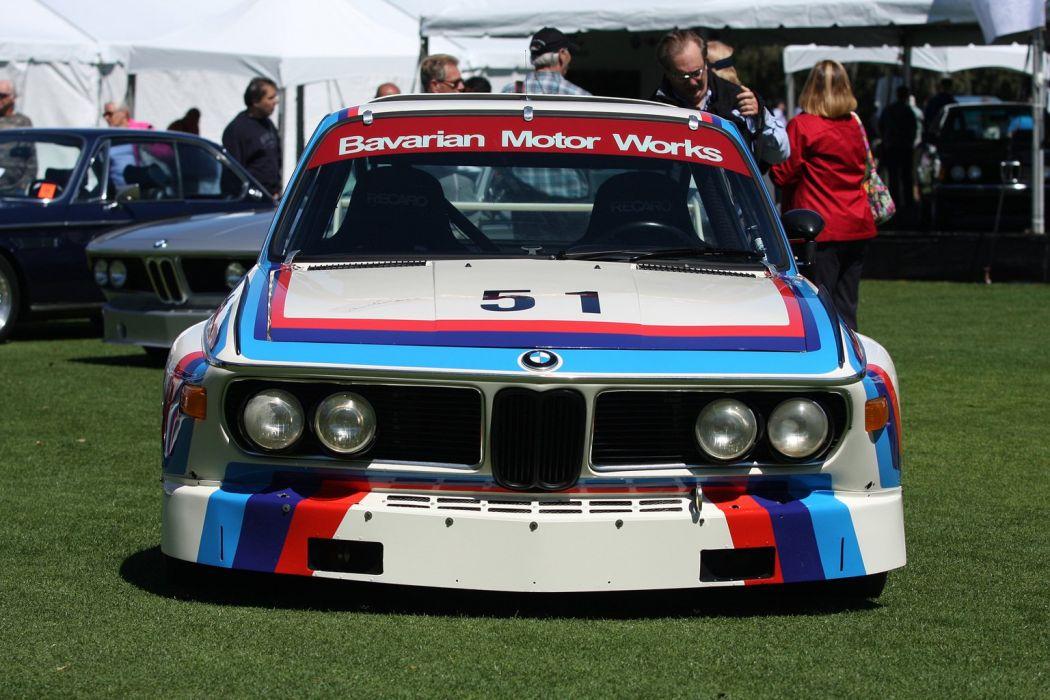 1972 BMW 3_5CSL Group-2 Race Racing Car Vehicle Classic Retro Sport Supercar 1536x1024 (6) wallpaper