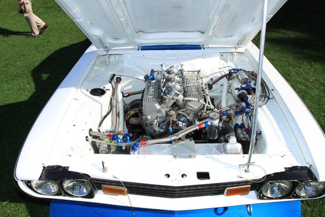 1972 Ford Cologne Capri MK1 Race Racing Car Vehicle Engine Classic Retro Sport Supercar 1536x1024 (4) wallpaper