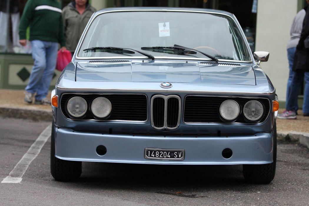 1973 BMW 3_0-CSL Lightweight Car Vehicle Classic Retro Sport Supercar Germany 1536x1024 (4) wallpaper