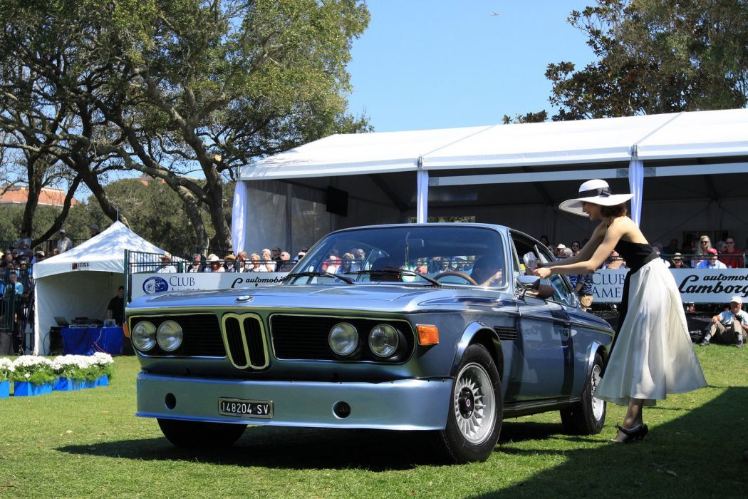1973 BMW 3_0-CSL Lightweight Car Vehicle Classic Retro Sport Supercar Germany 1536x1024 (5) wallpaper