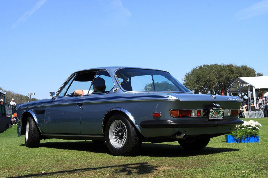 1973 BMW 3_0-CSL Lightweight Car Vehicle Classic Retro Sport Supercar Germany 1536x1024 wallpaper