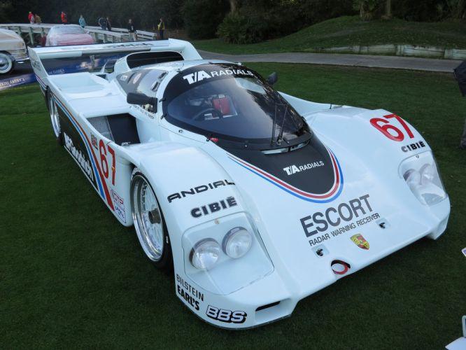 1985 Porsche 962 Race Car Classic Vehicle Racing Germany Le-Mans LMP1 1536x1024 (2) wallpaper