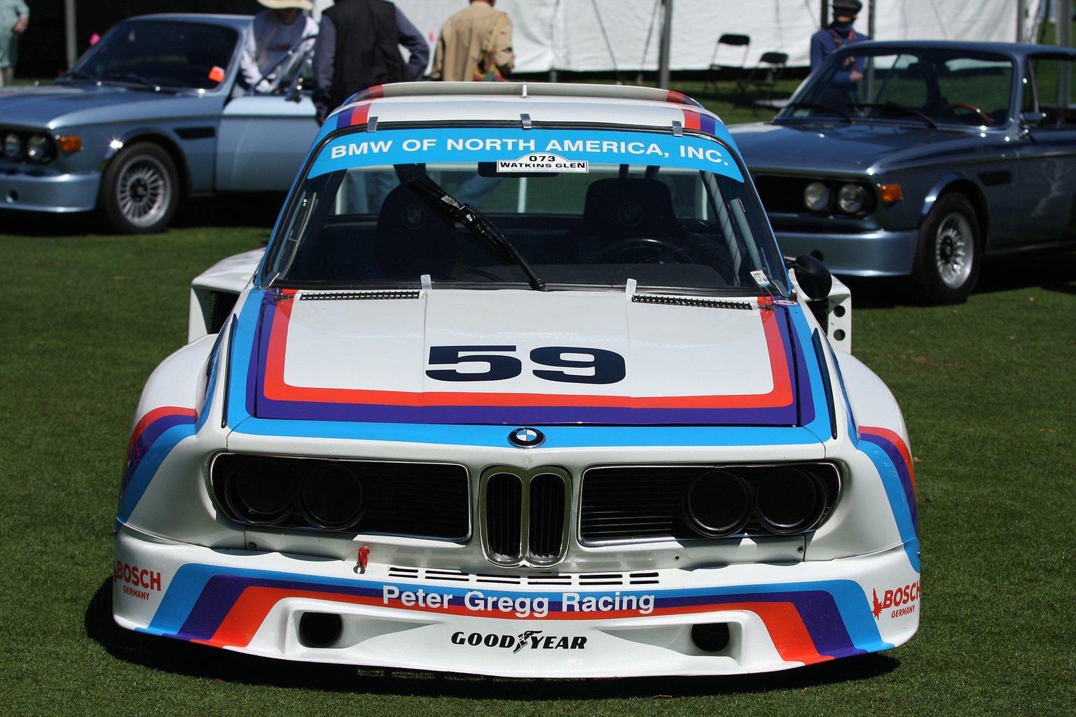 Imsa 1975 Bmw 3 5 Csl Group 4 Germany Race Racing Car