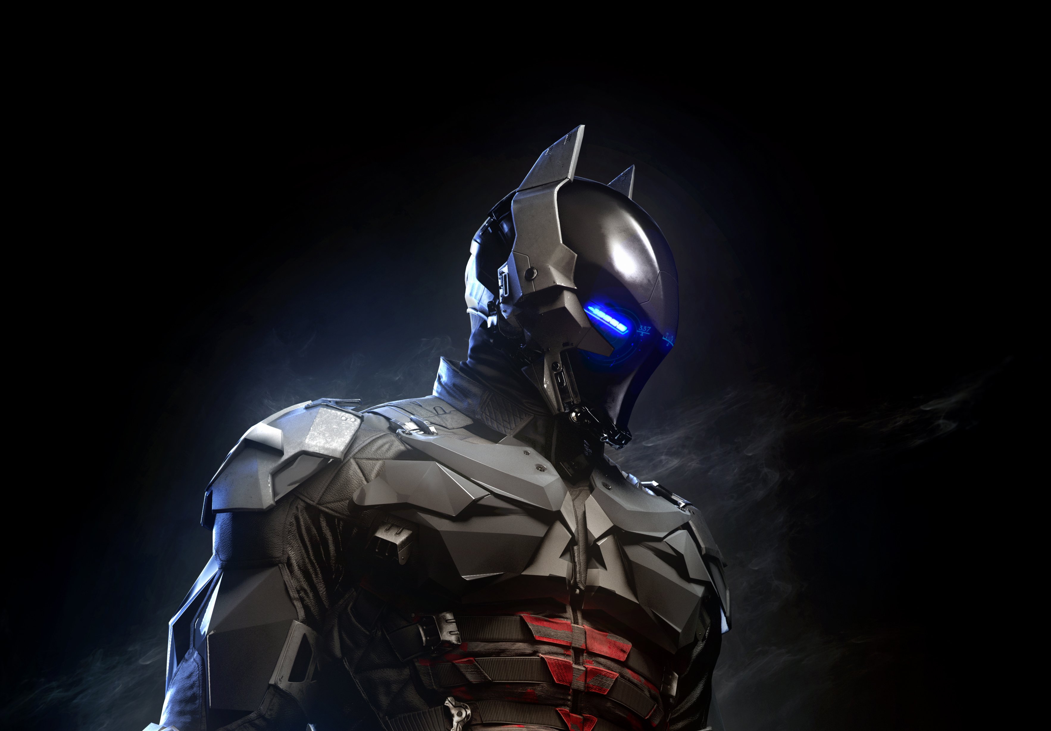 BATMAN ARKHAM KNIGHT Action Adventure Superhero Comic Dark Knight Warrior Fantasy Sci Fi Comics Wallpaper