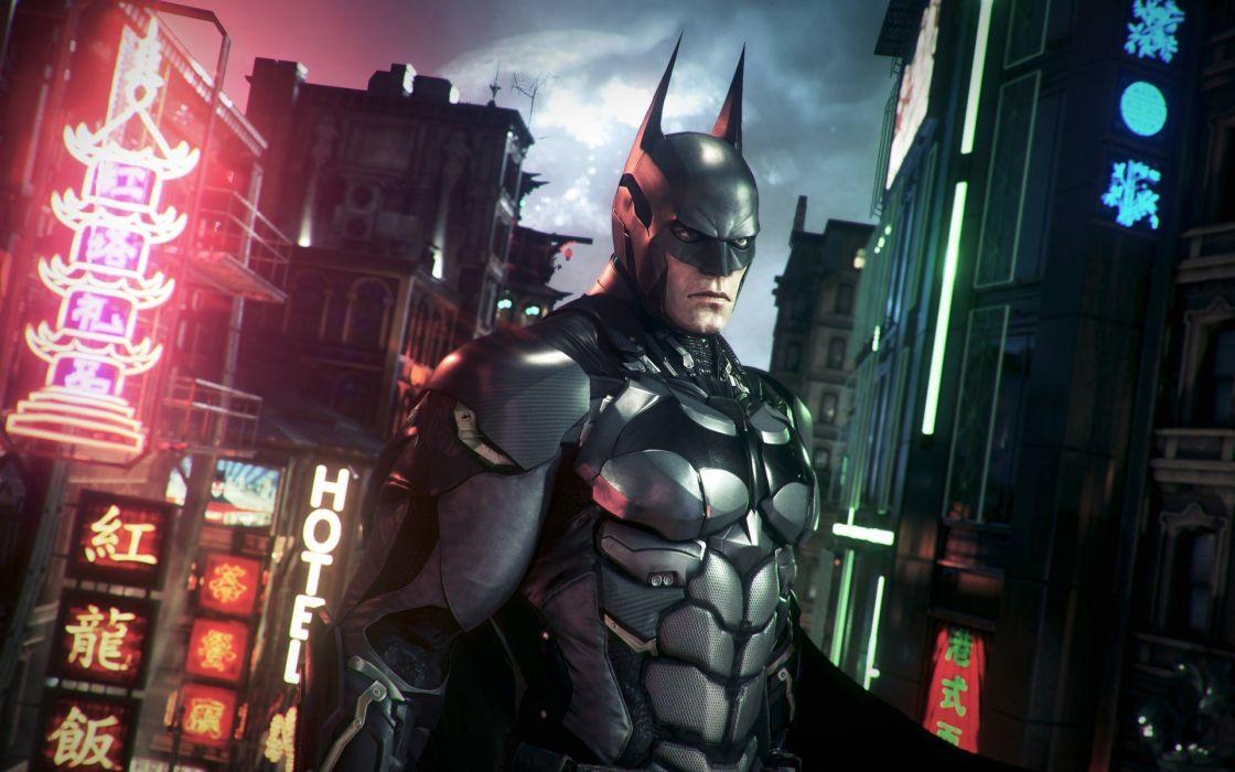BATMAN ARKHAM KNIGHT action adventure superhero comic dark knight warrior fantasy sci-fi comics (8) wallpaper