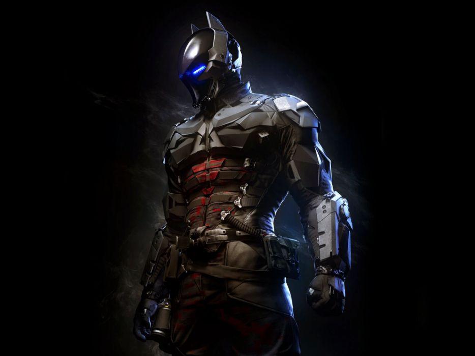 BATMAN ARKHAM KNIGHT Action Adventure Superhero Comic Dark Knight Warrior Fantasy Sci Fi Comics