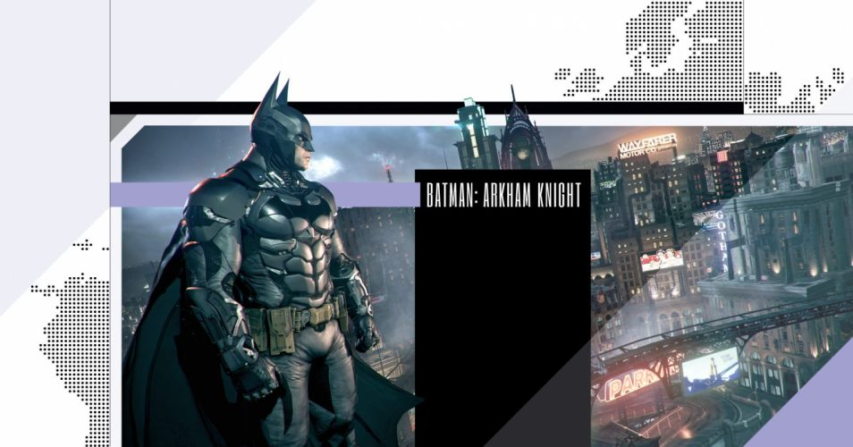 BATMAN ARKHAM KNIGHT action adventure superhero comic dark knight warrior fantasy sci-fi comics (41) wallpaper