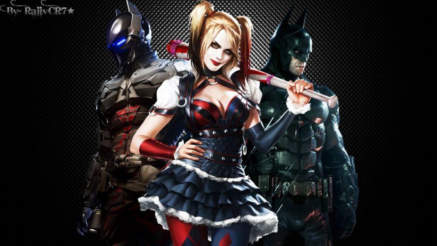 BATMAN ARKHAM KNIGHT action adventure superhero comic dark knight warrior fantasy sci-fi comics (56) wallpaper
