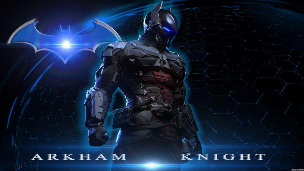 BATMAN ARKHAM KNIGHT action adventure superhero comic dark knight warrior fantasy sci-fi comics (53) wallpaper