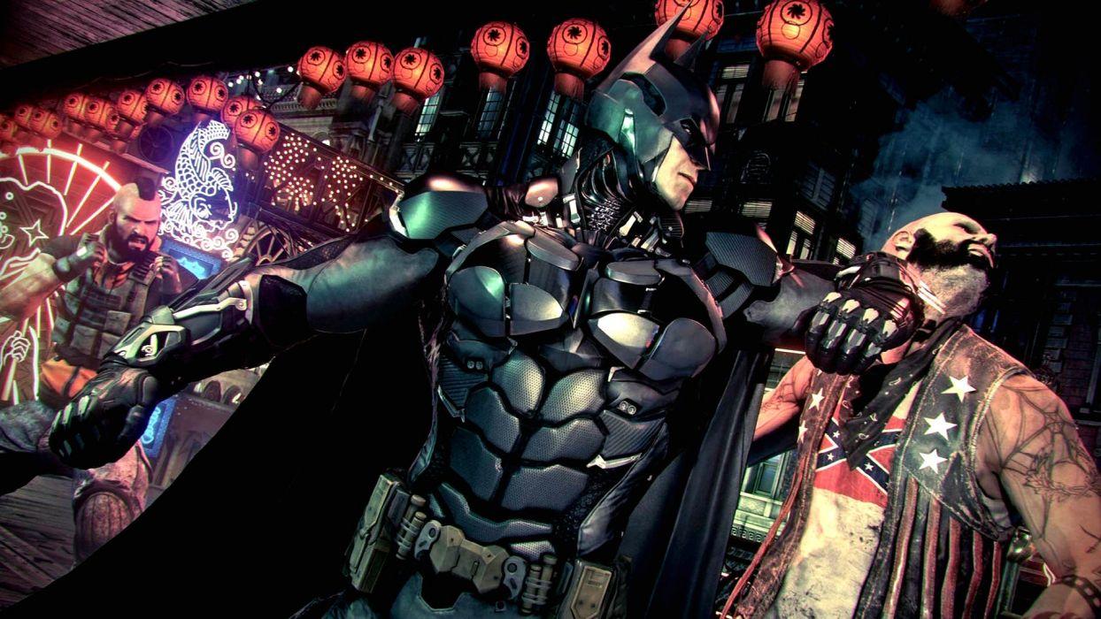 BATMAN ARKHAM KNIGHT action adventure superhero comic dark knight warrior fantasy sci-fi comics (67) wallpaper