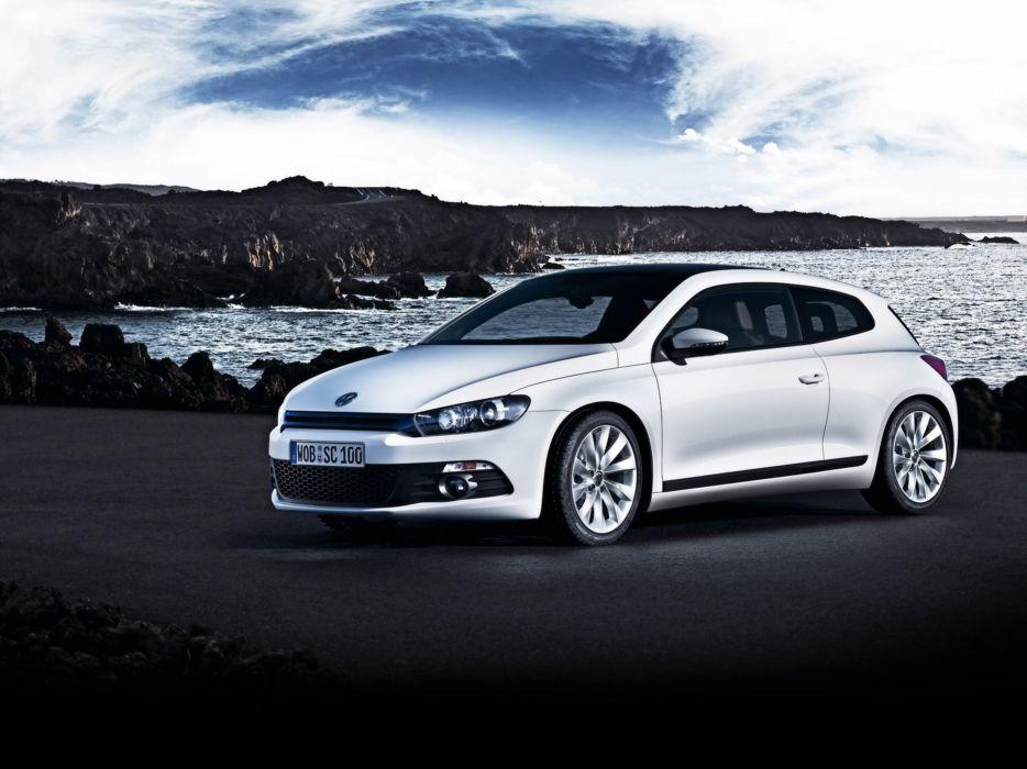 2008 Volkswagen Scirocco Car Vehicle Sport Germany 4000x3000 wallpaper