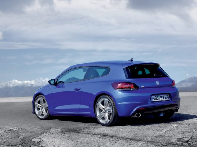 2009 Volkswagen Scirocco-R Car Vehicle Germany 4000x3000 (7) wallpaper