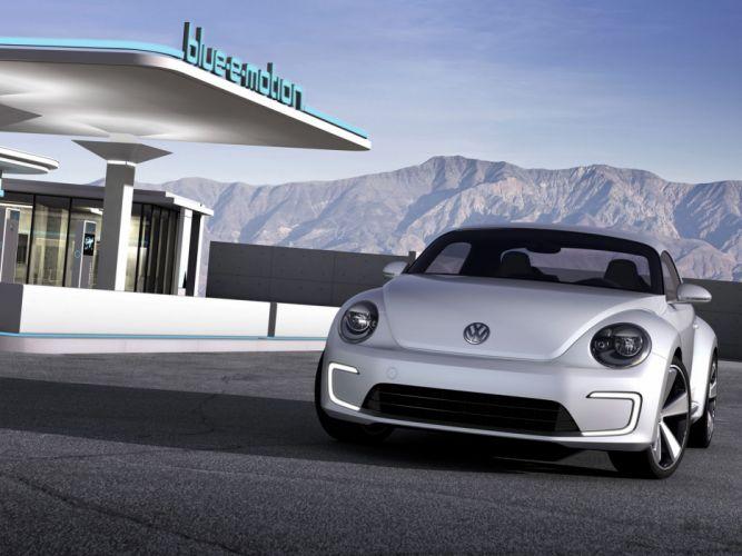 2012 Volkswagen E-Bugster Concept-V6 Car Vehicle Germany 4000x3000 (3) wallpaper