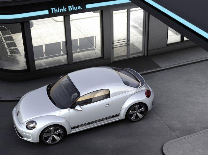 2012 Volkswagen E-Bugster Concept-V6 Car Vehicle Germany 4000x3000 (6) wallpaper