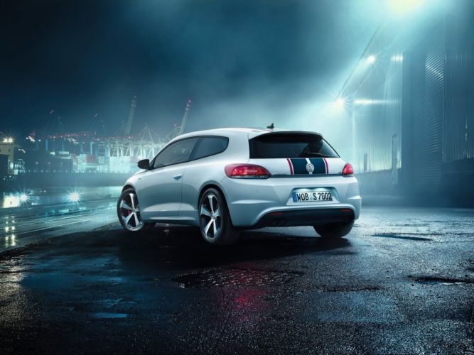 2013 Volkswagen Scirocco GTS Car Vehicle Germany 4000x3000 (1) wallpaper