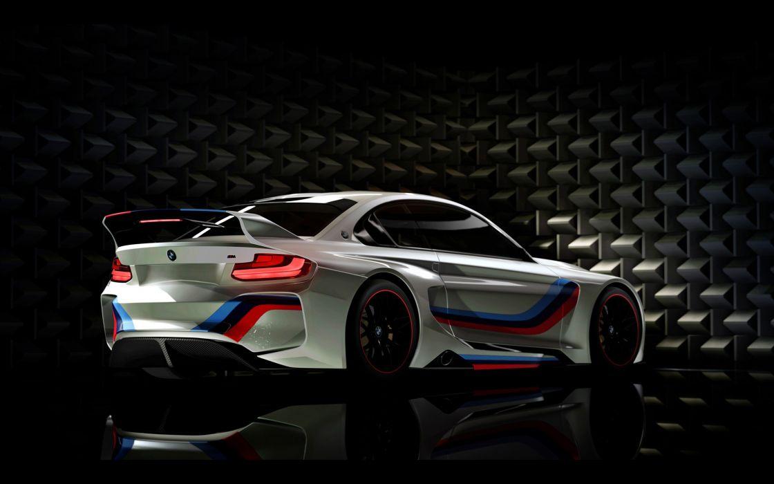 2014 BMW Vision Gran-Turismo Concept Race Car Game Vehicle
