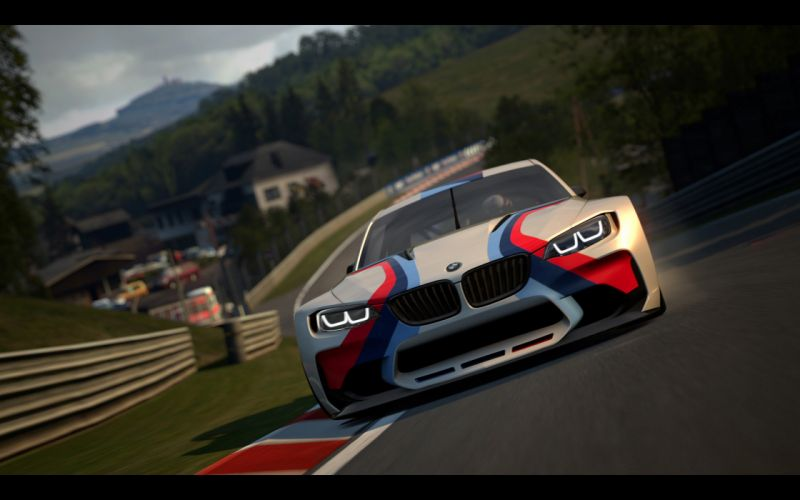 2014 BMW Vision Gran-Turismo Concept Race Car Game Vehicle Racing Germany 4000x2500 (4) wallpaper