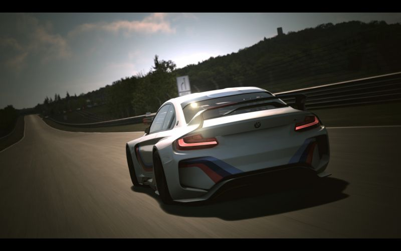 2014 BMW Vision Gran-Turismo Concept Race Car Game Vehicle Racing Germany 4000x2500 (5) wallpaper