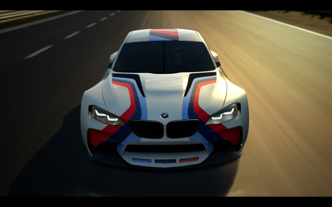 2014 BMW Vision Gran-Turismo Concept Race Car Game Vehicle Racing Germany 4000x2500 (6) wallpaper