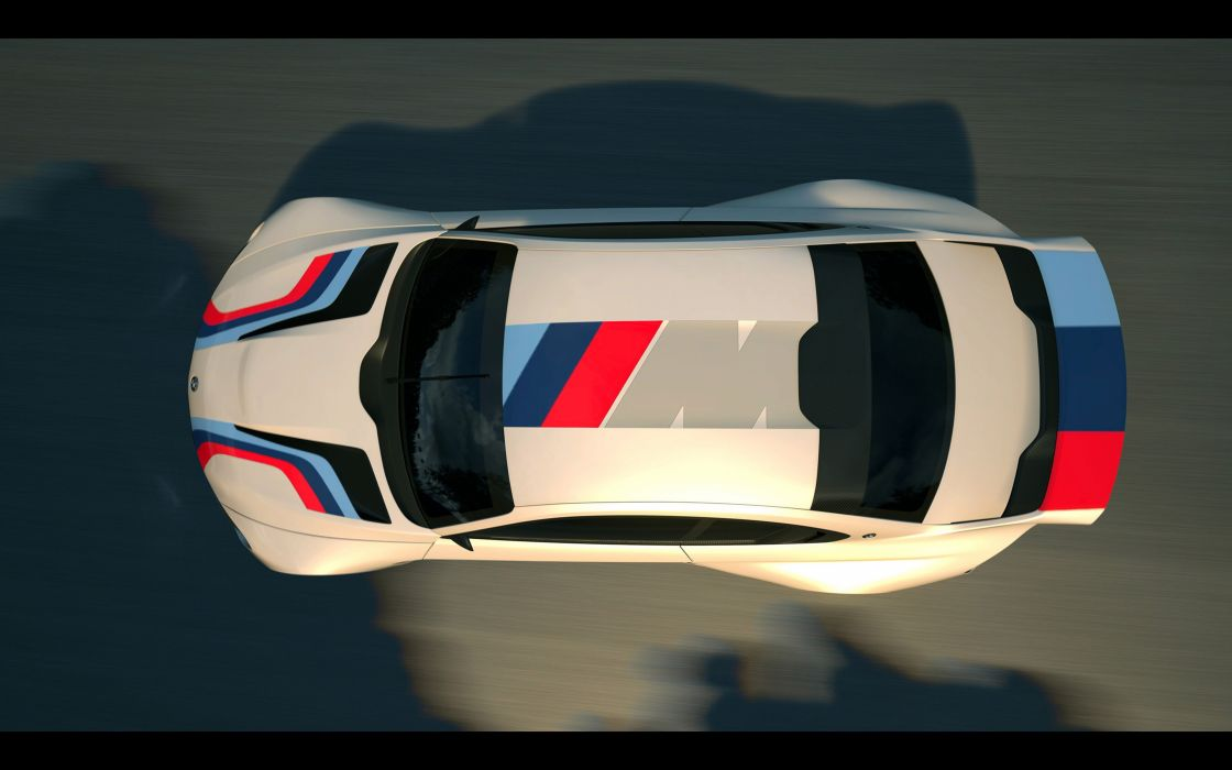 2014 BMW Vision Gran-Turismo Concept Race Car Game Vehicle Racing Germany 4000x2500 wallpaper