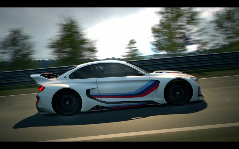 2014 BMW Vision Gran-Turismo Concept Race Car Game Vehicle Racing Germany 4000x2500 (7) wallpaper