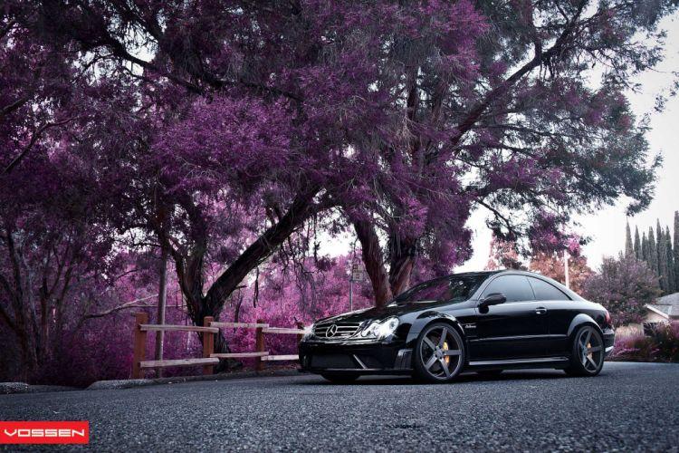 Mercedes-CLK-BlacK-Series wallpaper