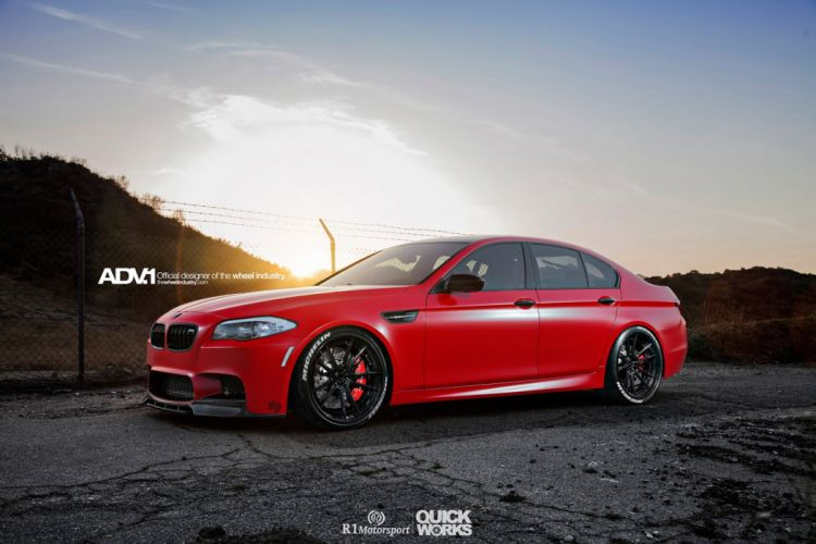BMW-M5-F10 wallpaper