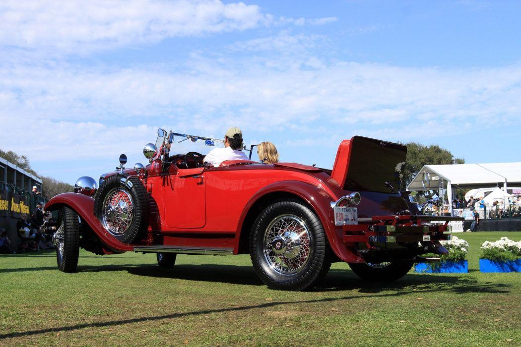 1929 Stutz Blackhawk Car Vehicle Classic Retro Sport Supercar Red 1536x1024 (4) wallpaper