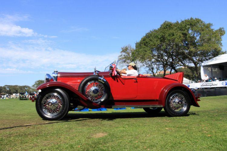1929 Stutz Blackhawk Car Vehicle Classic Retro Sport Supercar Red 1536x1024 (3) wallpaper