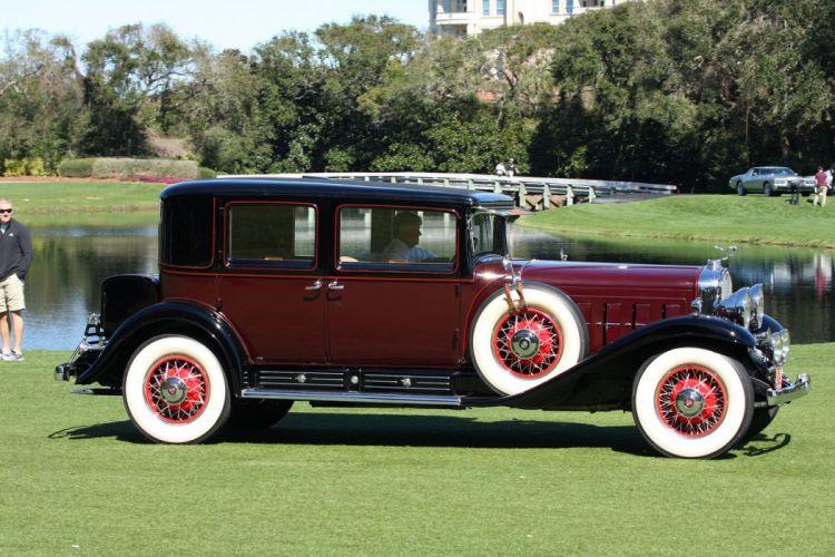 1930 Cadillac V16-Town-Car Car Vehicle Classic Retro Sport Supercar 1536x1024 (1) wallpaper