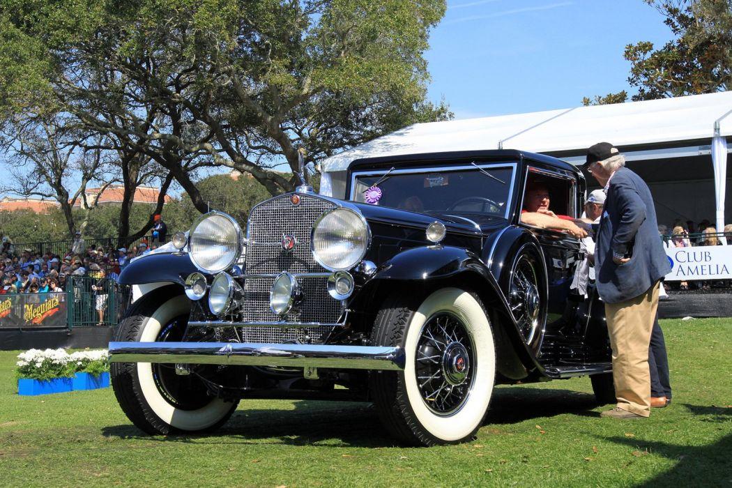 1931 Cadillac V16-Coupe Car Vehicle Classic Retro Sport Supercar 1536x1024 (2) wallpaper