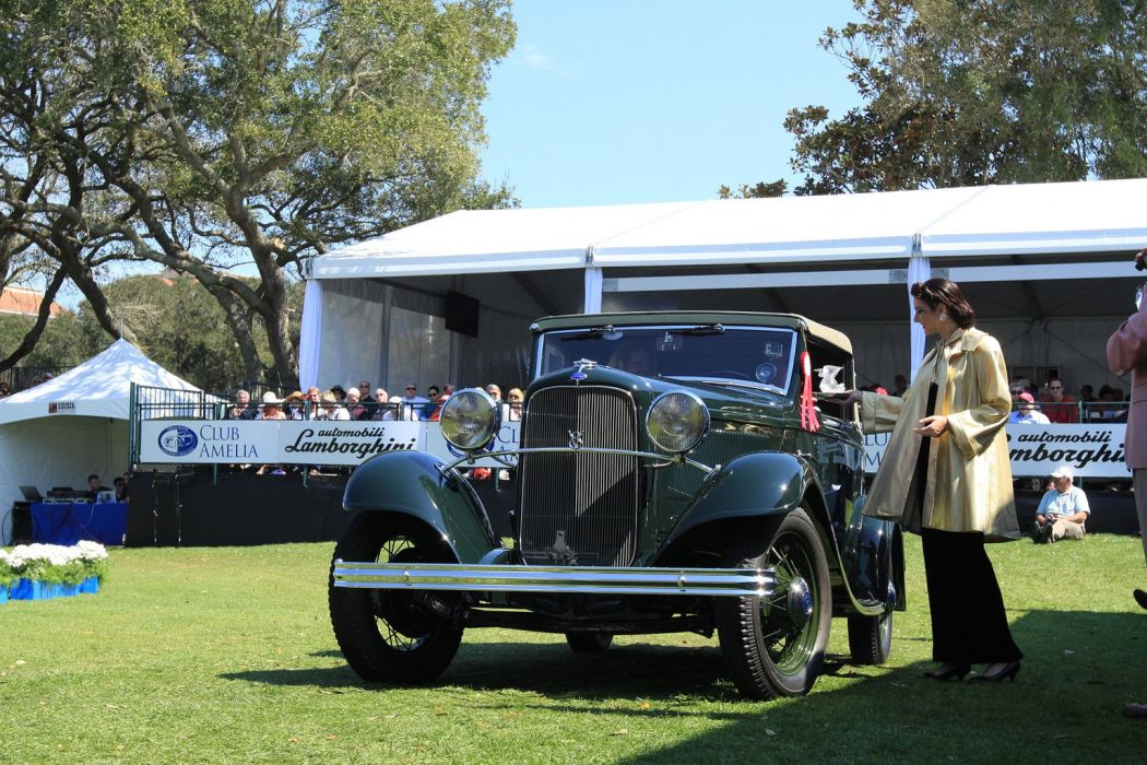 1932 Ford V8-Pinin-Farina Cabriolet Car Vehicle Classic Retro Sport Supercar 1536x1024 (1) wallpaper
